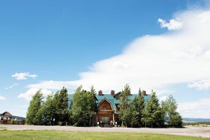 Bar N Ranch   Reception Venues - West Yellowstone, MT