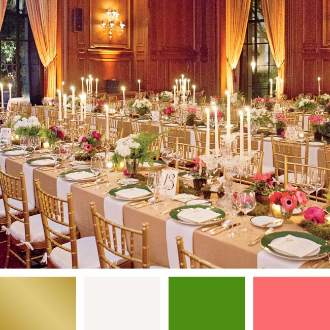Pink And Brown Wedding Ideas: Color Pairings We Love (You Will Too
