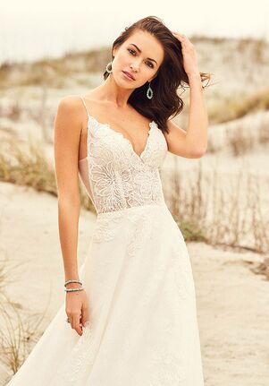 Lillian West 66098 A-Line Wedding Dress