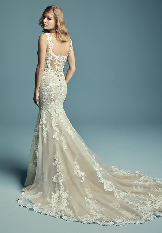 Maggie Sottero Abbie Wedding Dress - The Knot