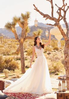 Morilee by Madeline Gardner/Blu Rory | 5770 A-Line Wedding Dress