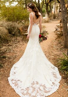 Essense of Australia D2323 Mermaid Wedding Dress