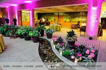 The Atrium At Meadowlark Botanical Gardens Reception Venues