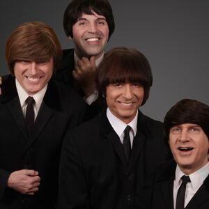 Los Angeles, CA Beatles Tribute Band | 4 Lads From Liverpool - Beatles tribute