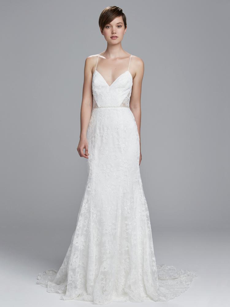 Christos Spring 2017 Collection Bridal Fashion Week Photos