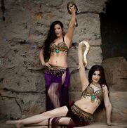 Los Angeles, CA Belly Dancer | A Mistic Entertainment- Belly Dancers