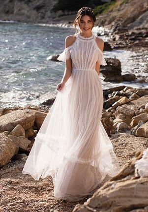 WHITE ONE MYRTLE Ball Gown Wedding Dress