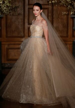 Romona Keveza Collection RK534 Ball Gown Wedding Dress