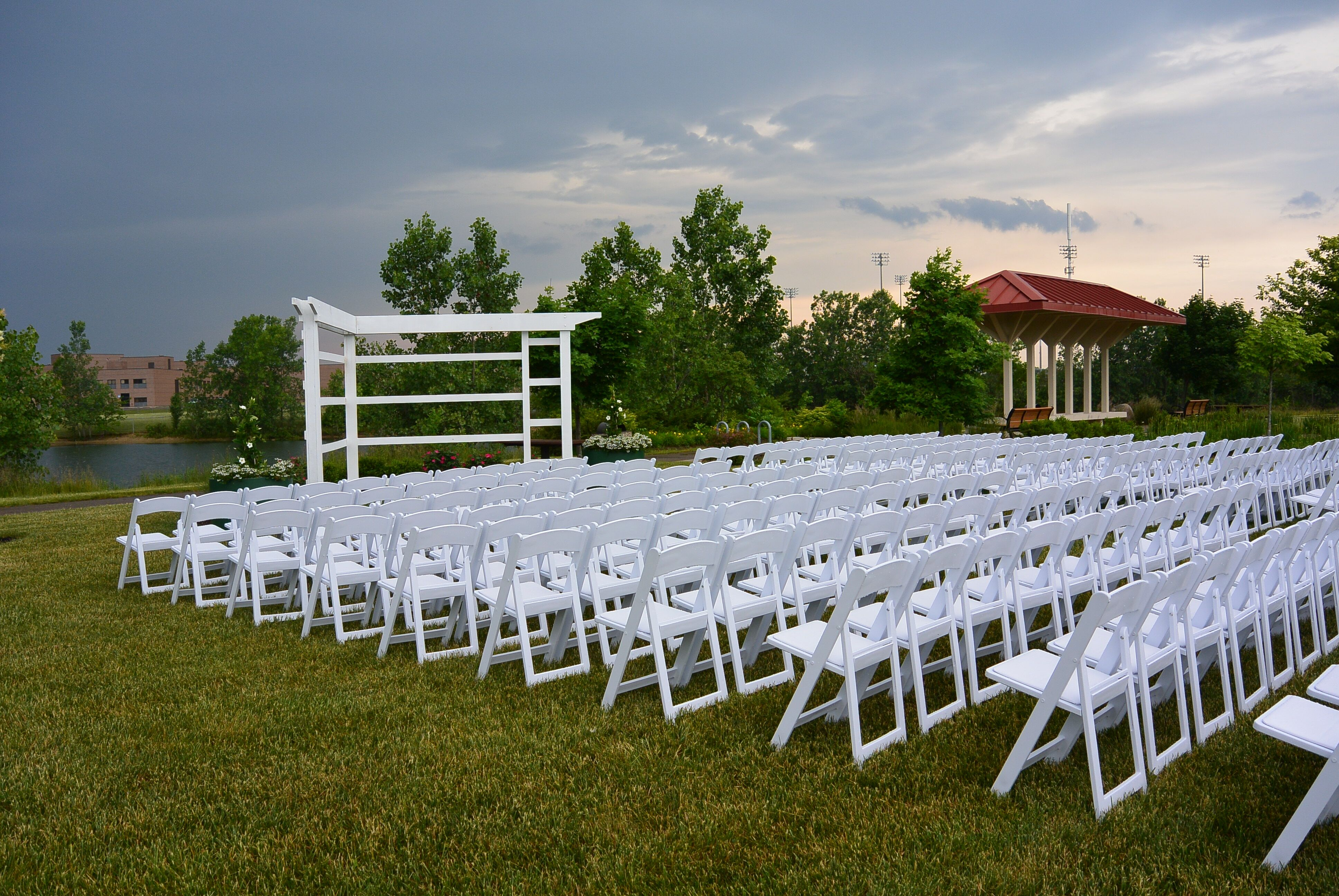 Wedding ceremony venues in columbus oh the knot the makoy center junglespirit Images