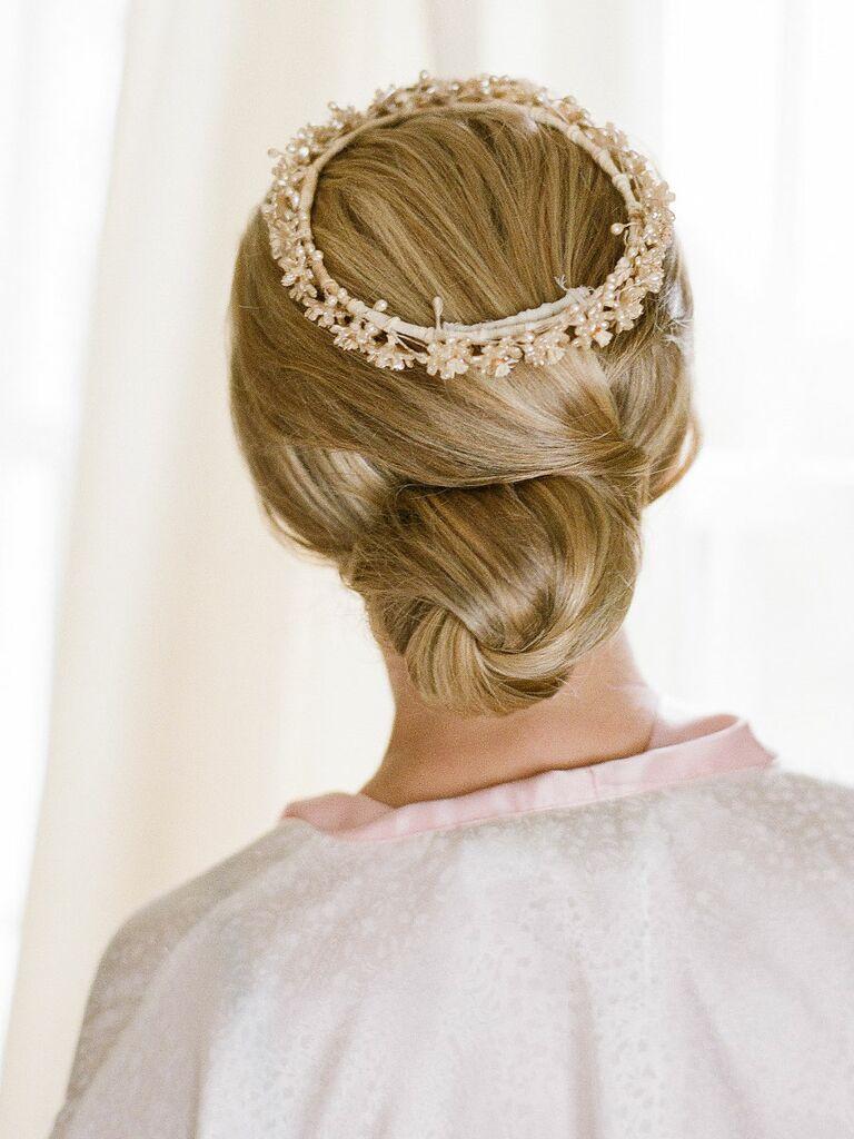 Disney Princess Wedding Hair Ideas Cinderella