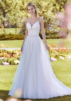 Rebecca Ingram Polly Sheath Wedding Dress