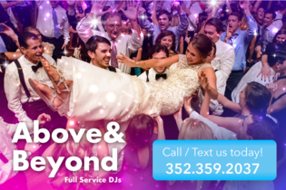 Above & Beyond Events - Full Service DJs