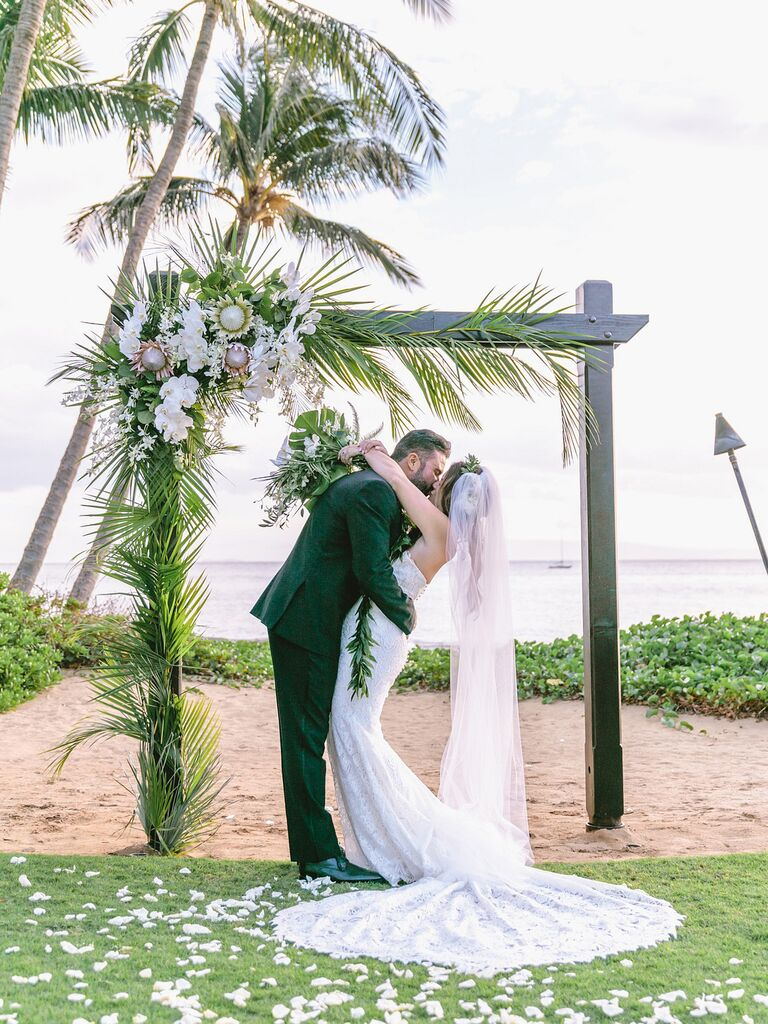 Hale O Aloha Hawaii Destination Wedding