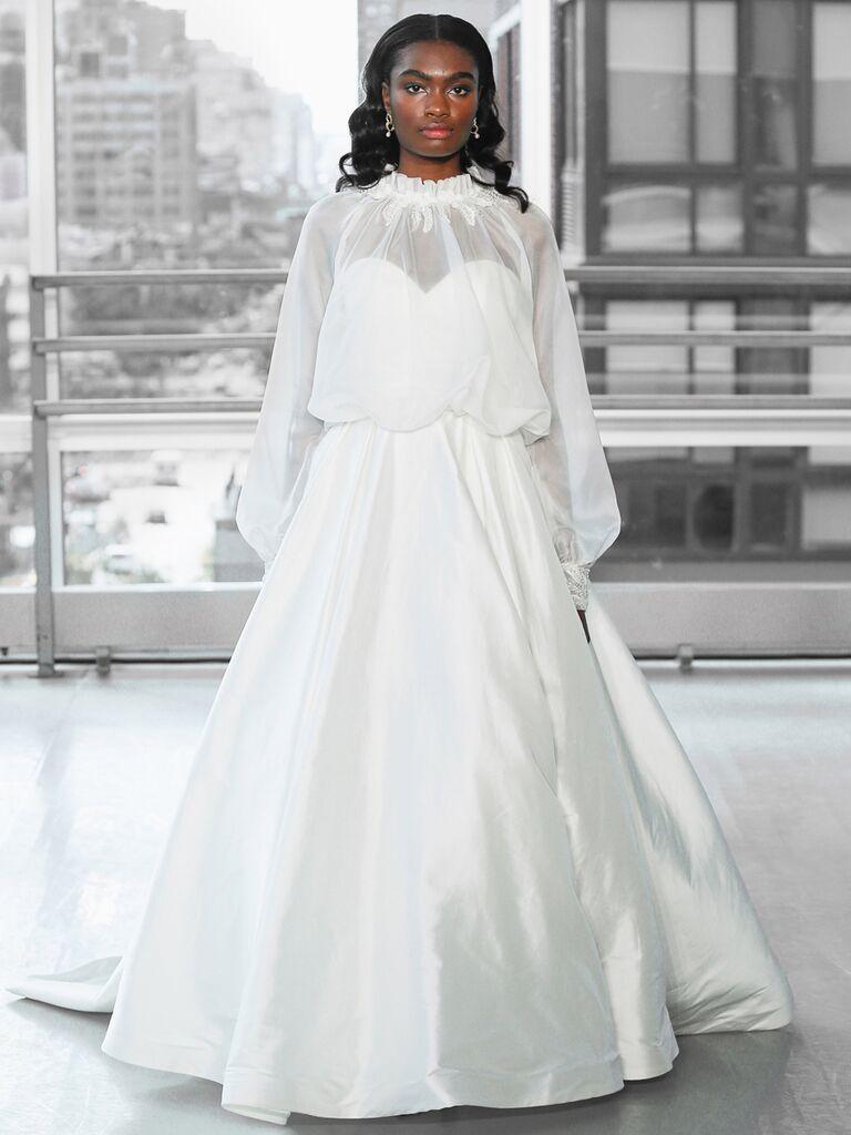 Justin Alexander Signature Wedding Dresses satin ball gown