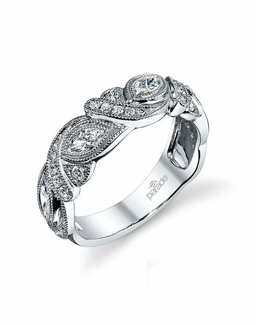 Parade Designs BD3089 from the Hera Collection Wedding Rings photo