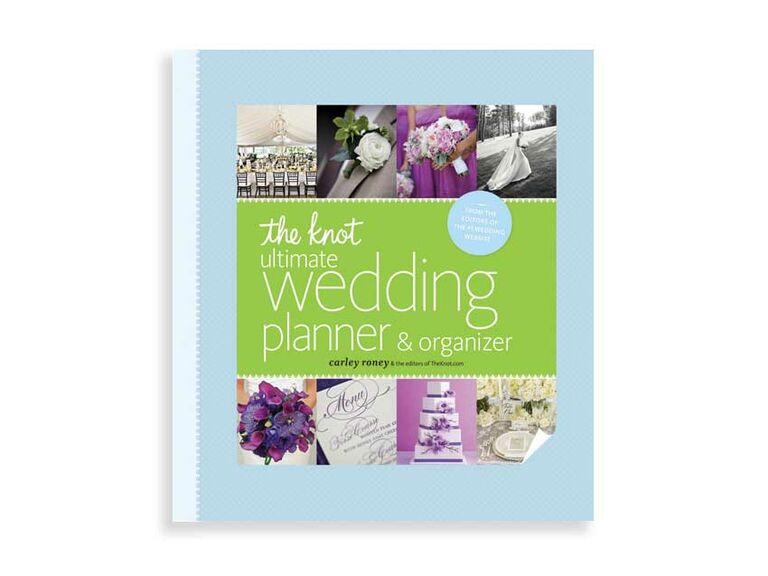 10 best wedding planning books of 2018 the knot ultimate wedding planner and organizer by carley roney junglespirit Choice Image