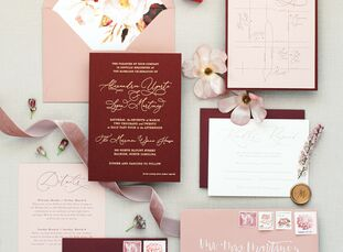 Ali's family is from Miami, with Cuban roots, whereas Logan hails from North Carolina. To celebrate their backgrounds, the couple tied the knot at The