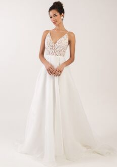 Jenny by Jenny Yoo Wyatt A-Line Wedding Dress
