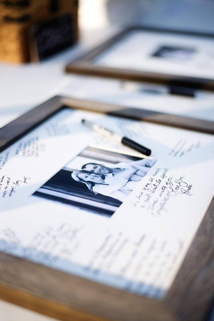 Picture Guest Book