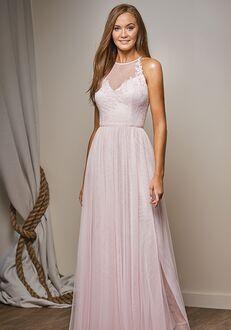 Belsoie Bridesmaids by Jasmine L204009 Halter Bridesmaid Dress