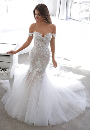 Blue by Enzoani NEVAN Mermaid Wedding Dress
