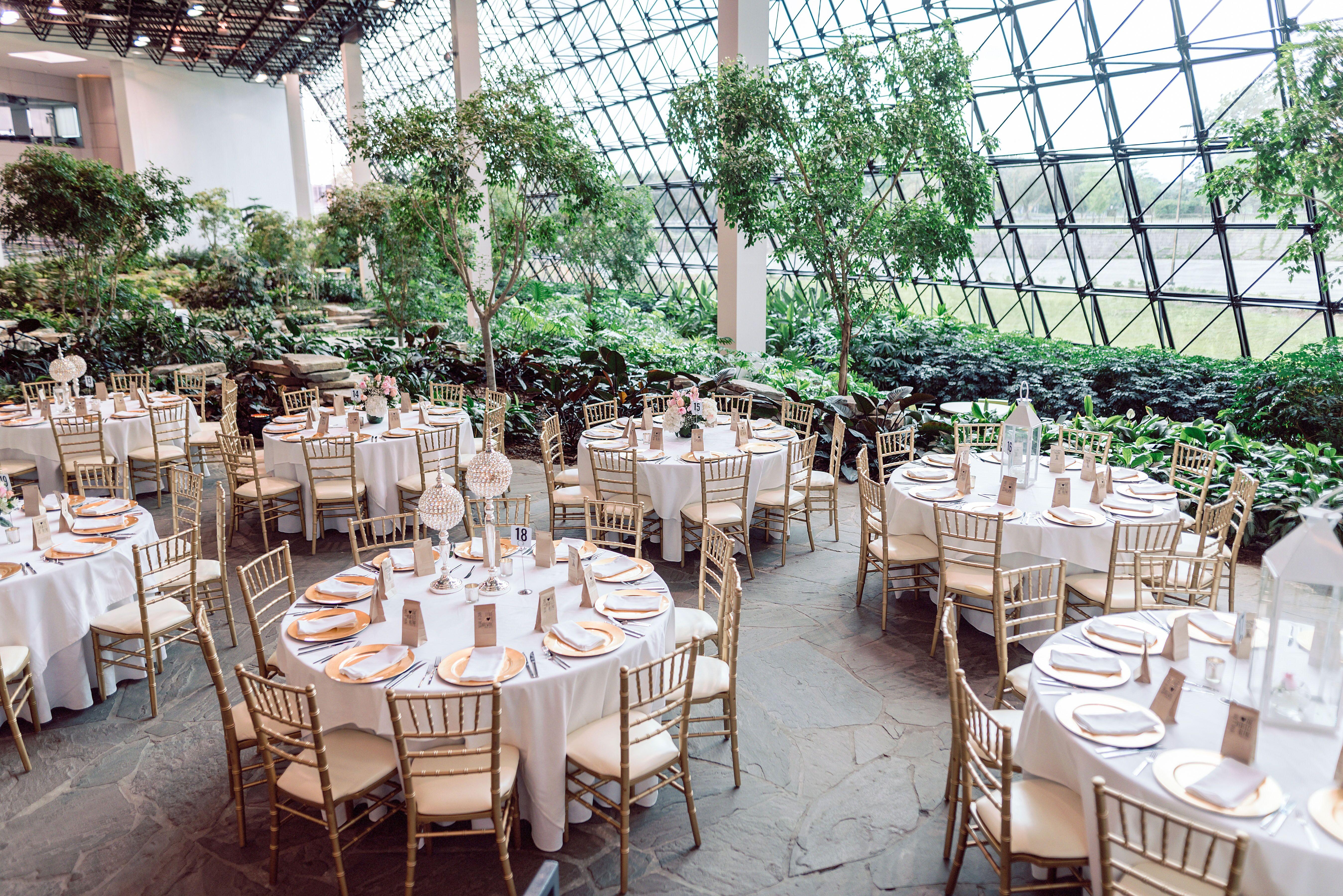 Wedding Reception Venues In Bloomfield Hills MI