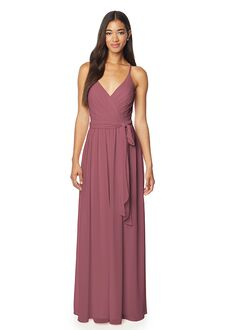 Bill Levkoff 1704 V-Neck Bridesmaid Dress