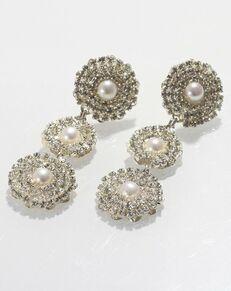 MEG Jewelry Rosario earrings Wedding Earring photo