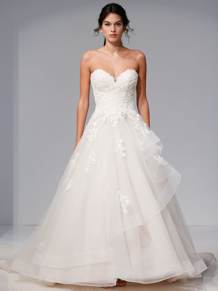 Morilee By Madeline Gardner Wedding Dresses From Bridal Fashion Week