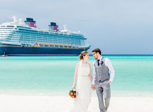 Brittany and Josh met on a two-week transatlantic Disney cruise and quickly committed to a long-distance relationship (she's from Toronto, and he's fr