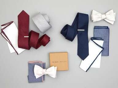 The Tie Bar x BHLDN collaboration