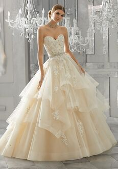 Morilee by Madeline Gardner Moira   Style 8184 Ball Gown Wedding Dress