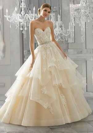 Morilee by Madeline Gardner Moira | Style 8184 Ball Gown Wedding Dress