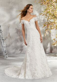 Morilee by Madeline Gardner/Blu 5692 / Linda A-Line Wedding Dress