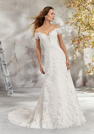 Morilee by Madeline Gardner/Blu 5692 / Linda A-Line Wedding Dress