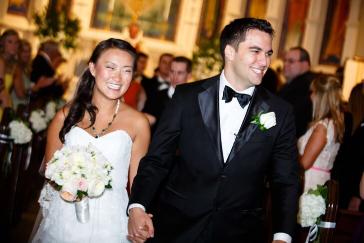 Jen and Eddie's Recessional