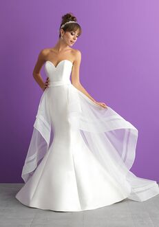 Allure Romance 3000 Mermaid Wedding Dress