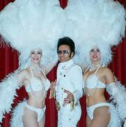 New York City, NY Cabaret Dancer | SHOWGIRLS,IMPERSONATORS,PLAYBOY BUNNIES,HULA, !!!
