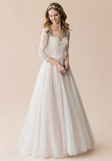 Moonlight Tango T814 A-Line Wedding Dress