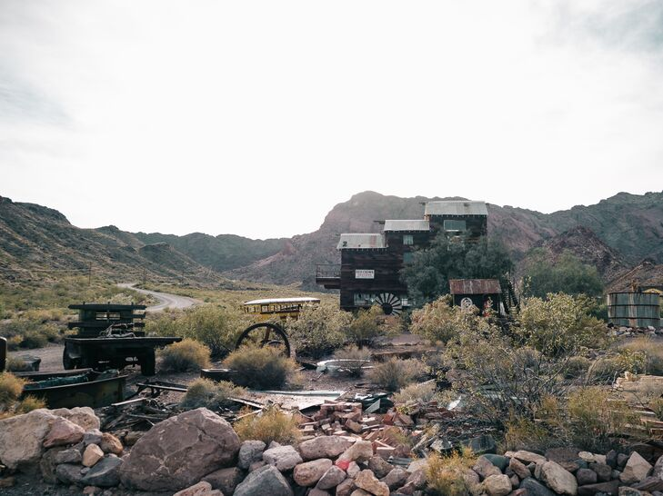 El Dorado Canyon Mine Ghost Town Venue