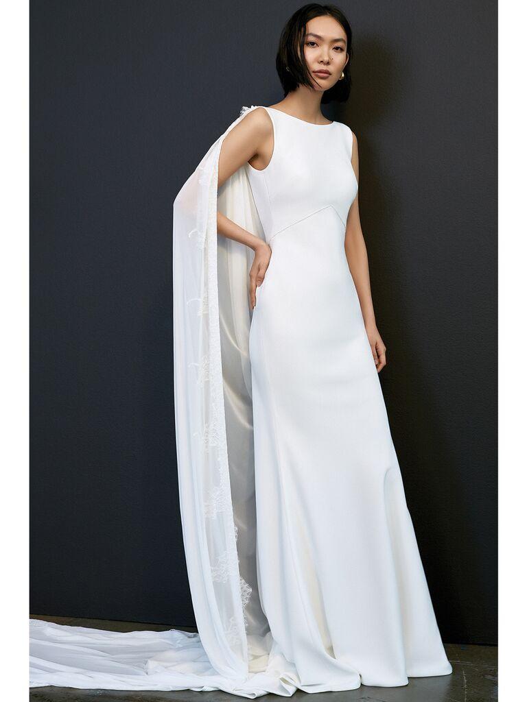 Savannah Miller wedding dress