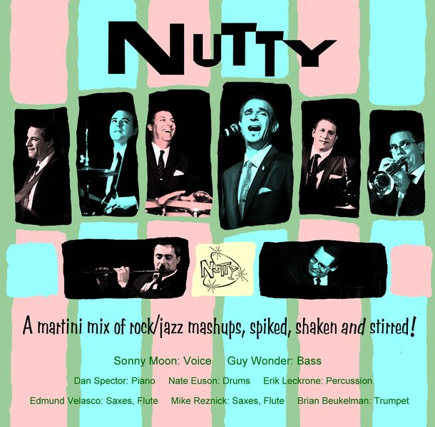 Nutty–Jetsetter Jazz - Jazz Band - Los Angeles, CA