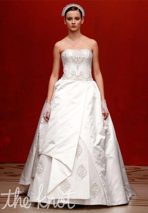 Reem Acra 4463 - My Fair Lady Wedding Dress - The Knot