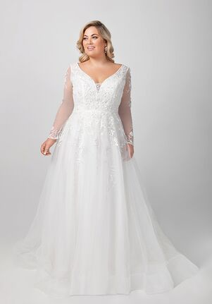 Michelle Roth for Kleinfeld PaigeXS-X Wedding Dress