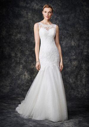 Kenneth Winston: Gallery Collection GA2268 Mermaid Wedding Dress