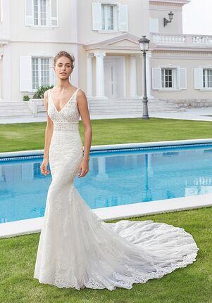 Rosa Clará CHEVY Mermaid Wedding Dress