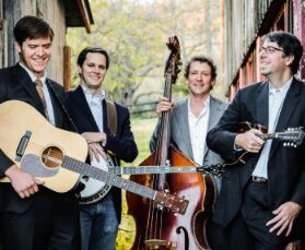 Charlottesville, VA Bluegrass Band | Gallatin Canyon