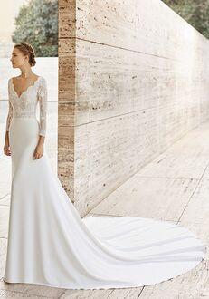 Rosa Clará Couture ELEGANT A-Line Wedding Dress