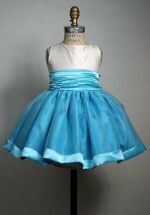 Elizabeth St. John Children Lolita White Flower Girl Dress
