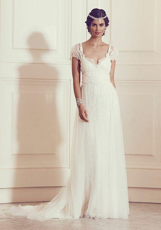 09a0e32ddc Anna Campbell Thalia Dress Wedding Dress - The Knot